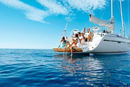 Тур на яхті Туреччина